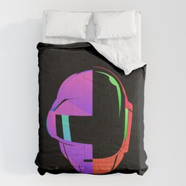 Daft Punk iOS 7 Comforters