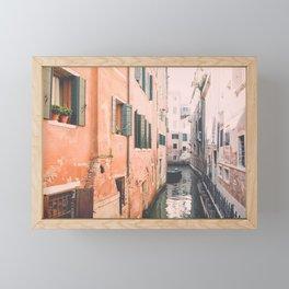 Venice I Framed Mini Art Print
