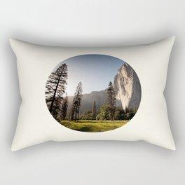 Yosemite National Park Rectangular Pillow