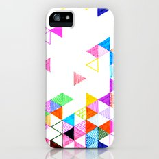 Falling Into Place iPhone (5, 5s) Slim Case