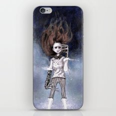 loneliness & my near-complete life iPhone & iPod Skin