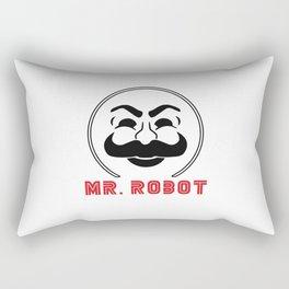 MR Robot Fsociety Rectangular Pillow