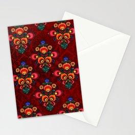 Polish Folk Stationery Cards
