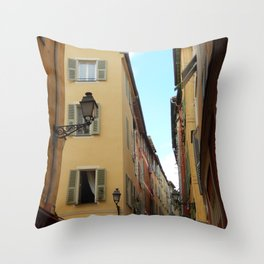Homebound Corridors 02 Throw Pillow