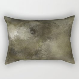 Abstract camouflage look Rectangular Pillow