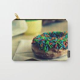 Doughnut Carry-All Pouch