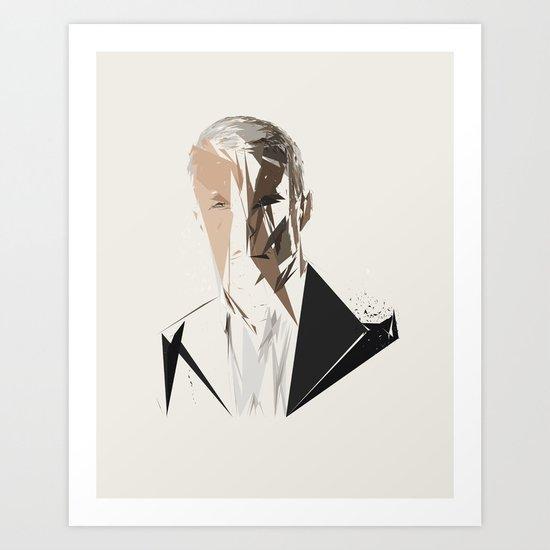 Anderson Cooper Art Print