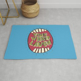 Your Wicked Laugh Rug