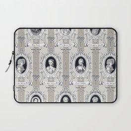 Science Women Toile de Jouy Laptop Sleeve
