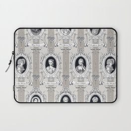 Science Women Toile de Jouy Laptop Sleeve