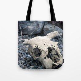 Desert Skull Two Tote Bag