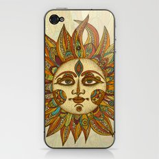 Helios iPhone & iPod Skin
