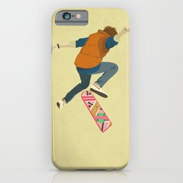 McFly iPhone Case