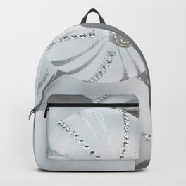 White Glass Backpack