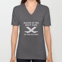 Duct Tape Of The Kitchen Unisex V-Neck