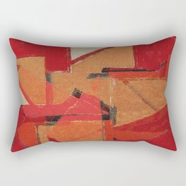 Indigenous Peoples in Brazil Rectangular Pillow