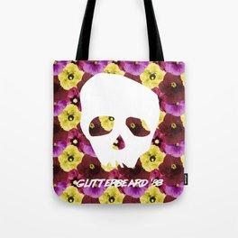Glitterbeards Never Say Die  Tote Bag