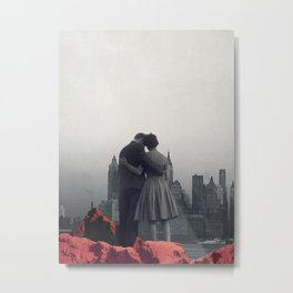Dying In Your Arms Metal Print
