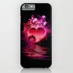 Flooding Heart Slim Case iPhone 6s