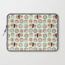 sushi pattern Laptop Sleeve