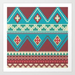 native dreams Art Print