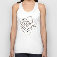 return Tank Tops featuring The Return by Kasey Randall