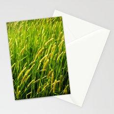 Spring Grass Stationery Cards