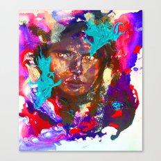 girl 1 Canvas Print