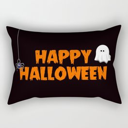 The Happy Halloween I Rectangular Pillow