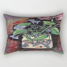 Silesius'rose Rectangular Pillow