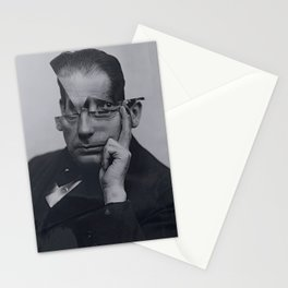 Cut Gropius Stationery Cards
