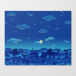 Fairytale Dreamscape Canvas Print