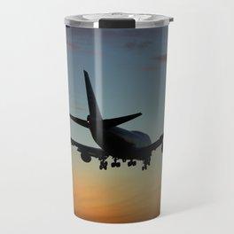 747 Sunset Landing Travel Mug