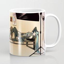 Studio Shoot  (Miku Version) Coffee Mug