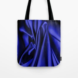 Beautiful Blue Christmas Tote Bag