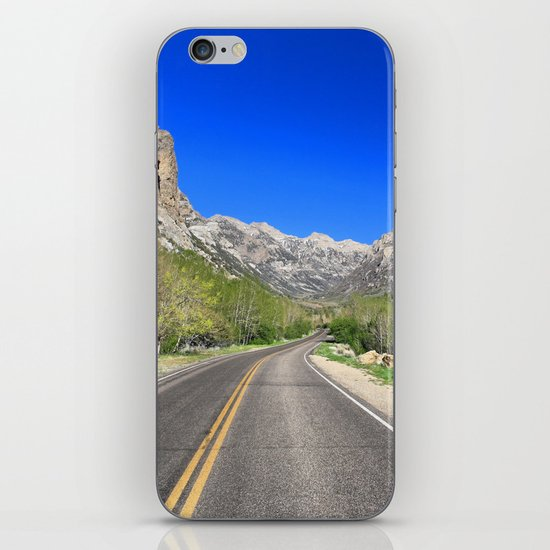 Lamoille Canyon iPhone Skin