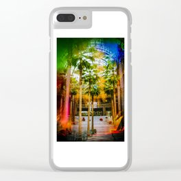 Conservatory  in the earlier WTC Clear iPhone Case