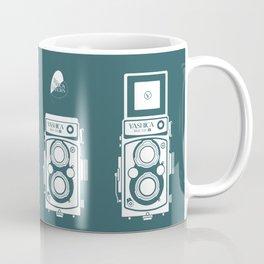 Yashica MAT 124G Camera Coffee Mug