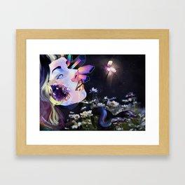 Beautiful Brokenness Framed Art Print