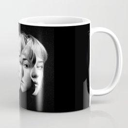 Woman in Anger Coffee Mug
