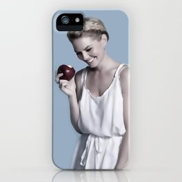Don't wish for your Fairytale, fight for your Fairytale. iPhone Case