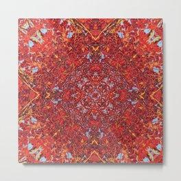 Internal Kaleidoscopic Daze-2 Metal Print