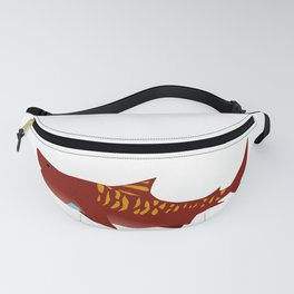 Tony Shark Fanny Pack