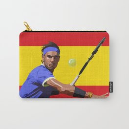 Rafael Nadal   Tennis Carry-All Pouch