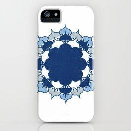 Lotus Mandala 1.0 iPhone Case