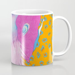 Natalie Foss x Deap Vally Coffee Mug
