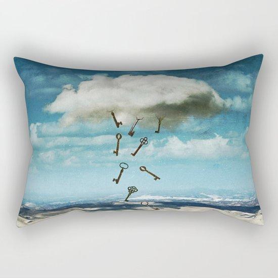 The cloud Rectangular Pillow