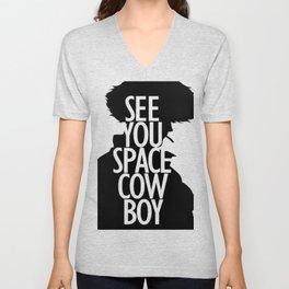 Cowbow Bebop - See You Space Cowboy 2 Unisex V-Neck