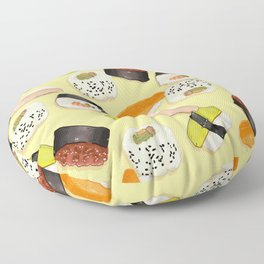 Sushi Party Floor Pillow