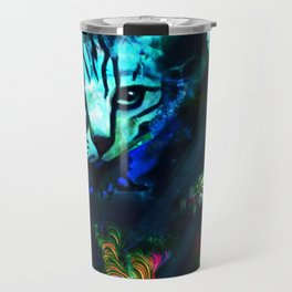 Bad Kitty Travel Mug